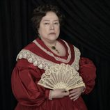 Kathy Bates es Madame LaLaurie en 'American Horror Story: Coven'