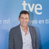 El presentador Juanjo Pardo