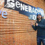 Melendi, director musical de 'Generación rock'