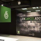 """Exposición """"'Encarcelados' en 25 frames"""""""
