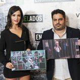 Alejandra Andrade y Jalis de la Serna, directores de 'Encardelados'