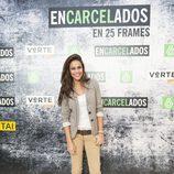 Lara Álvarez en la exposición