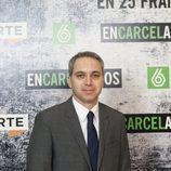 Vicente Vallés en la exposición
