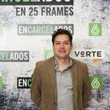 Mario López en la exposición