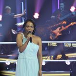 """Cissy Miranda canta en """"Las batallas"""" de 'La voz'"""