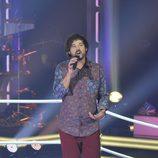 """Xino Gómez canta en """"Las batallas"""" de 'La voz'"""