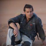 Bear Gylls en el desierto en 'Escapar del infierno con Bear Gylls'