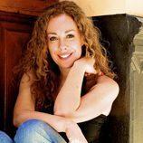 La presentadora Raquel Martos