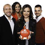 El equipo de 'Callejeros' celebra el octavo aniversario de Cuatro