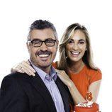 Miguel Ángel Oliver y Marta Reyero celebran el octavo aniversario de Cuatro