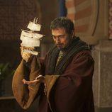 Julio Manrique interpreta a Colón en 'Isabel'