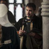 La reina Isabel recibe a Cristóbal Colón en la ficción de La 1