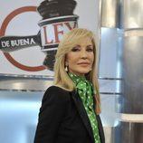 Carmen Lomana, colaboradora de 'De buena ley'