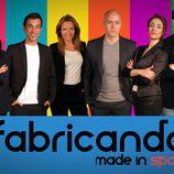 Reporteros de 'Fabricando. Made in Spain'