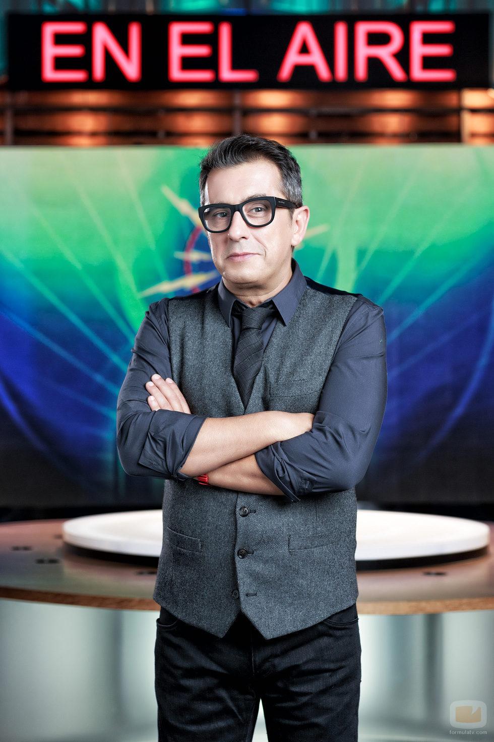 Un ecuatoriano es el presentador de TV que más