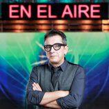 Andreu Buenafuente, presentador de 'En el aire'