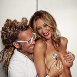 Mónica Pont desnuda con Torito
