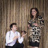 Javier y Mar participan en '¿Quién quiere casarse con mi madre?'