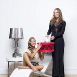 Blanca y Paulina participan en '¿Quién quiere casarse con mi madre?'