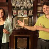 Mar y Javier participan en '¿Quién quiere casarse con mi madre?'