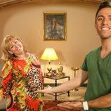 María Teresa y Nico participan en '¿Quién quiere casarse con mi madre?'