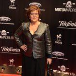 María Escarnio en los Premios Ondas 2013