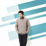 Josh Radnor es Ted Mosby en 'Cómo conocí a vuestra madre'