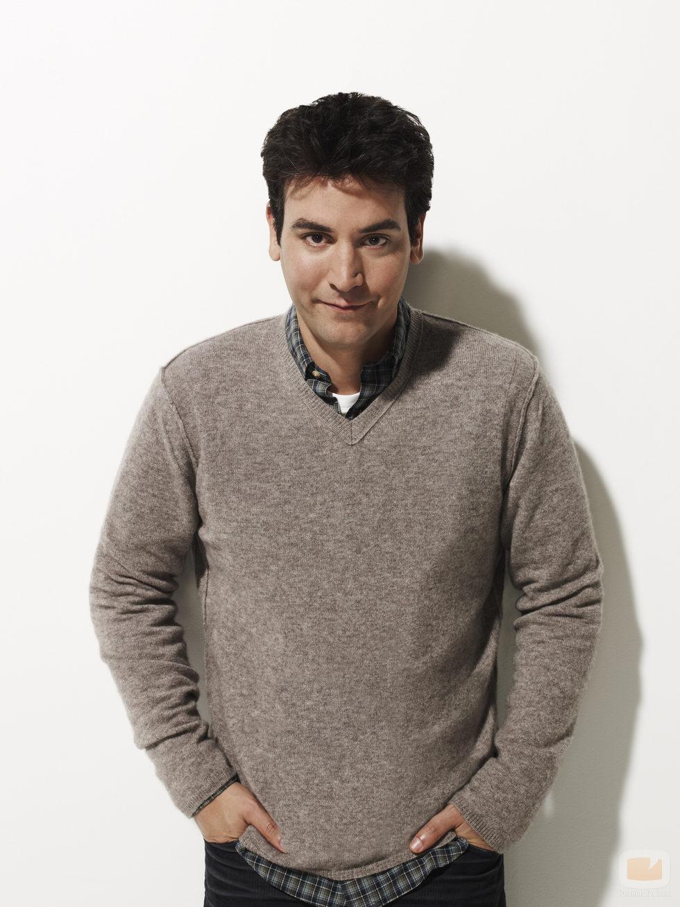 Josh Radnor en la novena temporada de 'Cómo conocí a vuestra madre'