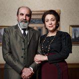 Juli Cantó y María Bouzas en 'El secreto de Puente Viejo'
