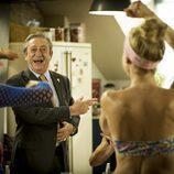 Luis Varela en una escena de 'Bienvenidos al Lolita'