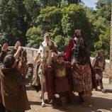 Los Reyes Católicos a su llegada a Granada en 'Isabel'