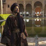 Boabdill en la Alhambra de Granada en 'Isabel'