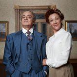 Maribel Ripoll y Enric Benavent en 'El secreto de Puente Viejo'