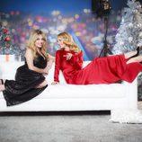 Anna Simon y Paula Vázquez, pareja de rubias para las Campanadas de Antena 3