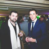 Ignacio Mata en la fiesta del 5º aniversario del Grupo Secuoya