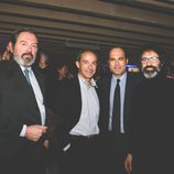Javier Bardají en la fiesta del 5º aniversario del Grupo Secuoya