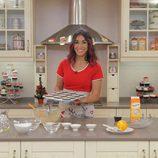 Alma Obregón presenta el programa de postres 'Cupcake Maniacs'