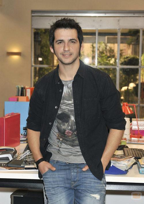 Fran Perea es Mario en 'B&B de boca en boca'