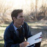 El actor Matthew McConaughey en 'True Detective'