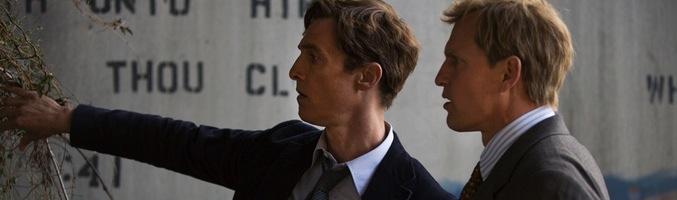 Matthew McConaughey y Woody Harrelson en 'True Detective'