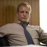 El actor Woody Harrelson en la nueva serie 'True Detective'