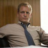 El actor Woody Harrelson en la nueva serie 'True Detective'