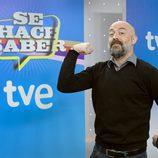 Goyo Jiménez presenta 'Se hace saber' en La 1