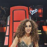 Rosario Flores en la final de la segunda edición de 'La voz'