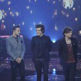 One Direction en la final de la segunda edición de 'La voz'