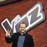 David Barrull, ganador de la segunda temporada de 'La voz'
