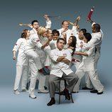 Imagen promocional de 'Entre pasteles' ('Next Great Baker')