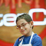 Aimar, concursante de 'MasterChef' Junior