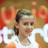 Alba, concursante de 'MasterChef Junior'