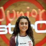 Ana Luna, concursante de 'MasterChef Junior'